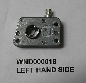 OPERATOR, WINDOW CRANK ASSEMBLY (LEFT HAND)