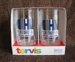 TERVIS TUMBLERS, SET OF 2
